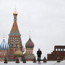 Rusija pasiruošusi suvaržyti JAV žiniasklaidos darbą