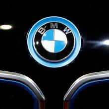 """BMW: po """"Brexit"""" gali tekti didinti automobilių kainas"""