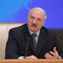 A. Lukašenka nepasiruošęs panaikinti mirties bausmę Baltarusijoje
