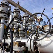 Kada ir kodėl galėtų mažėti naftos kainos?