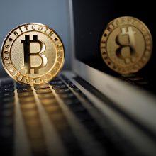 Dėl naujų draudimų bitkoinai nuvertėjo 40 proc.