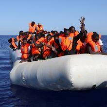 ES priims 50 tūkst. pabėgėlių iš Afrikos, Artimųjų Rytų ir Turkijos