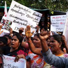 Indijoje žuvo 12 protestuotojų, reikalavusių uždaryti vario kasyklą