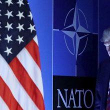 NATO pareigūnas: straipsnis dėl kolektyvinės gynybos – tvirtas kaip geležis