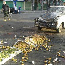 """Sirijoje per """"Islamo valstybės"""" atakas žuvo daugiau kaip 180 žmonių"""