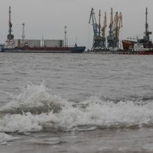 Rusija kaltina ES įtampos Azovo jūros regione įžiebimu