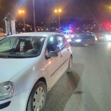 Kauno pareigūnai ieško eismo įvykio liudininkų