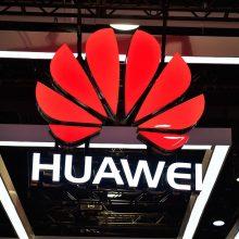 """Vokietijos VRM: nesame pasiruošę uždrausti """"Huawei"""""""