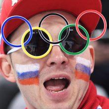 Olimpinės žaidynės atskleidė Rusijos nevisavertiškumo kompleksus