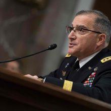 Serbijos ministras griežtai užsipuolė NATO pajėgų Europoje vadą