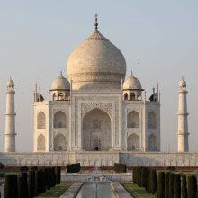Bilietai į Tadž Mahalo mauzoliejų indams pabrango penkis kartus