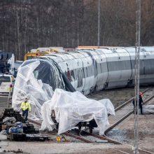 Identifikuotos visos Danijoje įvykusios traukinių avarijos aukos