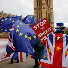 """Lietuviai po """"Brexit"""" į tėvynę grįžti nenori"""