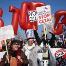 Ekspertai: neratifikuodama CETA sutarties Lietuva atrodo keistai