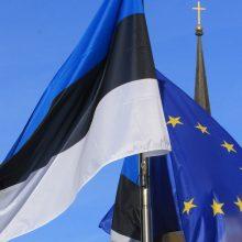 Estijoje gyvena 144 valstybių piliečiai
