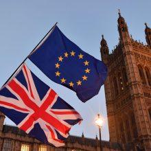 Apklausa: antrajame referendume britai balsuotų už pasilikimą ES