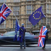 """ES ragina Britaniją įvardyti, ko ji tikisi po """"Brexit"""""""