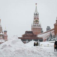 Estijos perspėjimas: Rusija siekia verbuoti įtaką darančius agentus