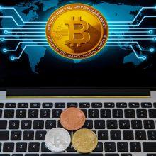 Europolas: nusikaltėliai kriptovaliutose slepia milijardus
