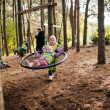 Kaip ugdyti vaiką, kad jis gamtoje jaustųsi saugus?