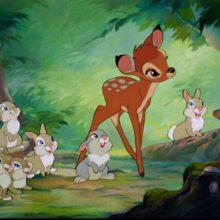 """Bausmė brakonieriui – kartą per mėnesį žiūrėti animacinį filmą """"Bembis"""""""