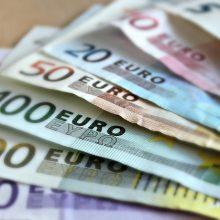 Šalčininkuose iš seifo dingo 35 tūkst. eurų