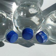 """""""Maxima"""" ir """"Gelsva"""" suskubo padėti marijampoliečiams: nemokamai dalins vandenį"""