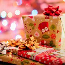 Teikdami kalėdines dovanas, galime nusibrėžti savo ryšių žemėlapį