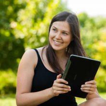 Nuotolinės studijos – inovatyvus mokymasis studentams patogiu laiku