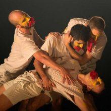 """Šokio festivalis """"Aura 28"""": hipnotizuojantis nežemiškas kūno grožis"""