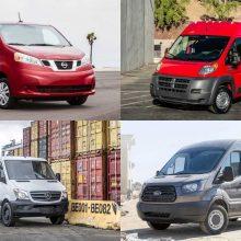 Kuo komercinės transporto priemonės lenkia lengvuosius automobilius?