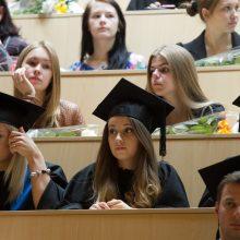 Per dešimtmetį universitetai neteks pusės studentų?