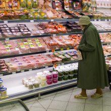 Kaip turėtų veikti maisto kuponų sistema?