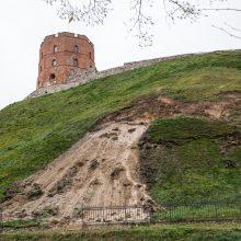 Gedimino kalnas: kultūros viceministras pripažįsta, kad laikas buvo gaištamas