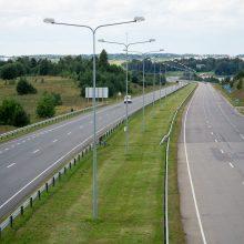 Lietuvos keliams skiriama beveik 0,5 mlrd. eurų