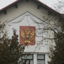 Vilniuje, įtariamas, būdamas neblaivus avariją padarė Rusijos ambasados darbuotojas