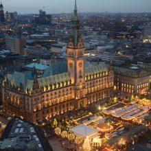 """Kelionė į Hamburgą: išpardavimų rojus, žuvų aukcionas ir pažintis su """"The Beatles"""""""