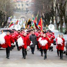 Kauniečiai švenčia Vasario 16-ąją <span style=color:red;>(renginių tvarkaraštis)</span>