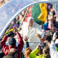 Į Vatikaną išskubėjo ir Kauno vadovai