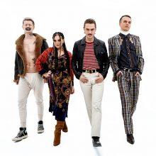 """Internetą sprogdinanti grupė """"Little Big"""" surengs koncertą Vilniuje"""