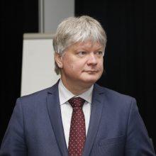 Ministras interpeliaciją sieja su urėdijų reforma: gal buvo ne tie atrinkti?