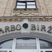 Kurti darbo vietas regionuose padeda Darbo birža