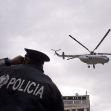 Albanijos policija sučiupo aštuonis giminaičius nužudžiusį vyrą