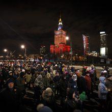 Lenkija po mero nužudymo apmąsto neapykantos kalbos paplitimą politikoje