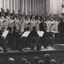 Lietuvos muzikos ir teatro akademija kviečia prisiminti V. Noreiką