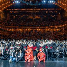 Dainuoti populiariausiame lietuviškame miuzikle iš JAV atvyksta 60 žmonių