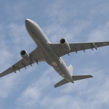 JAV: nukritus medicinos tarnybos lėktuvui, žuvo trys žmonės