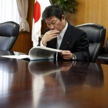 Japonija: naujoji TPP sutartis bus pasirašyta kovą