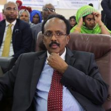 Somalio prezidentu išrinktas buvęs premjeras M. A. Farmajo