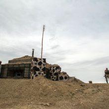 Ukrainoje sprogus ginklui žuvo du kariai, dar penki buvo sužeisti